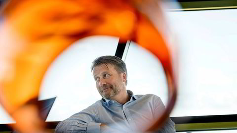 1. mai får Telenors finansdirektør Jørgen C. Arentz Rostrup ny base i Singapore. – Jeg har fått med meg et utrolig bra team. Hvis jeg ikke lykkes, er det min feil, sier Rostrup.