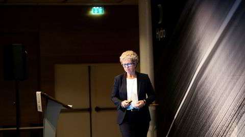 Onsdag offentliggjorde Hydro og toppsjef Hilde Merete Aasheim sine resultater for årets tredje kvartal, fra juli til september.
