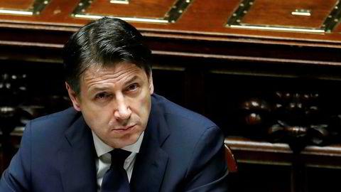 Italia er klar til å lempe på en rekke koronarestriksjoner fra og med 4. mai, opplyser statsminister Giuseppe Conte.