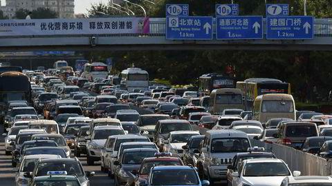 Denne gangen er det amerikanske General Motors som må tilbakekalle biler i Kina på grunn av mulig defekte kollisjonsputer fra konkursrammede Takata.