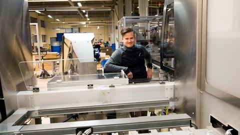 Administrerende direktør Torstein Myklebostad snudde skuta i 2019, men fikk en tøff start på 2020.