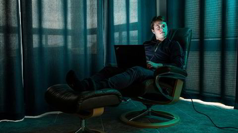 Et eget rom. Da Jørgen var yngre, hang han på nettstedet 4chan hver dag. – Etter hvert forsto jeg at jeg hadde mye til felles med alle andre der. Vi var alle outsidere, liksom.