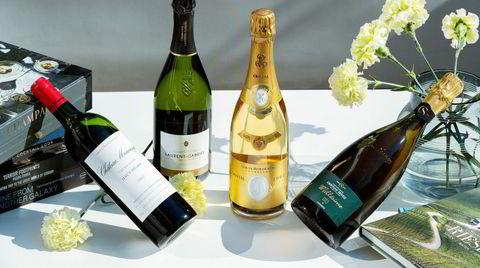 Årets gjennomsnittsruss er født i 2002, et år som også er kjent for gode viner. Det er fortsatt noen flasker igjen.