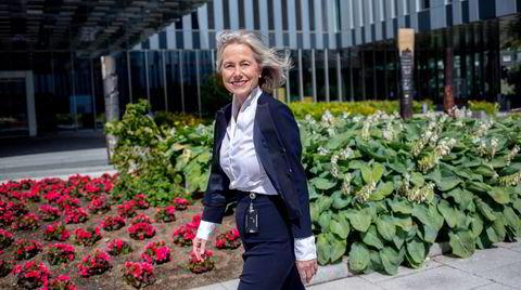 Under Valborg Lundegaards ledelse, har det Kjell Inge Røkke-kontrollerte selskapet Aker Carbon Capture økt verdien med 11 milliarder siden i fjor høst. Kjemiingeniøren har jobbet med olje og gass i Aker-systemet i 30 år.