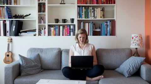 Forfatter og psykolog Helene Flood er ute med nok en snedig samlivsthriller fra Oslos beste vestkant.