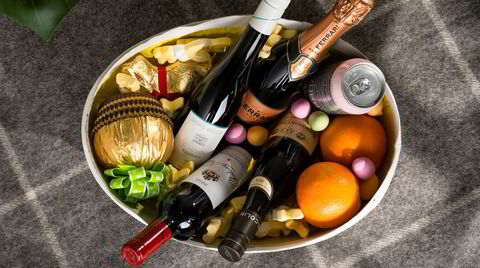 Det finnes mye god vin i forpakning som får plass i et litt stort påskeegg.