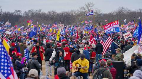 Det var plass til mange sjangre og typer på «den ideologiske festivalen» i Washington, D.C. i forrige uke