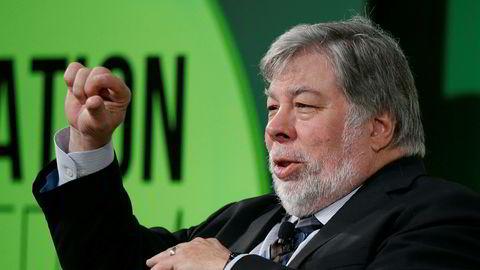Apples grunnlegger Steve Wozniak har stor tro på digitale valuter til tross for at kursene har stupt i år. – Jeg er mest interessert i å eksperimentere med teknologien og skjønne denne, sier han i et intervju.