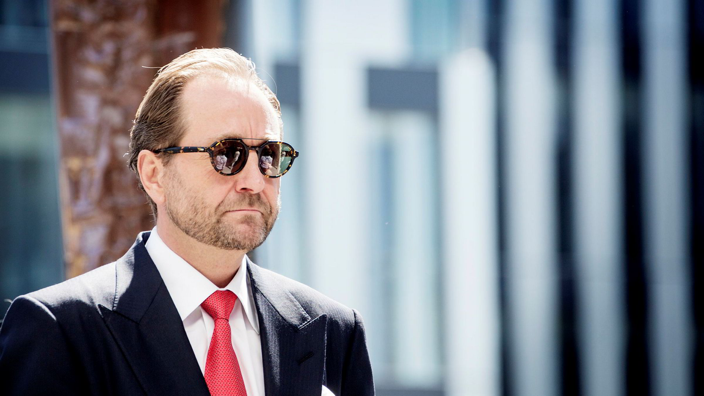 Kjell Inge Røkke i 2016.
