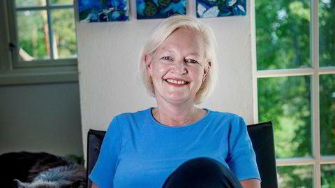 Gro Bakstad forteller at hun følger hjertet i sine karrierevalg: – Posten har vært i mitt hjerte. Vy treffer meg også i hjertet.