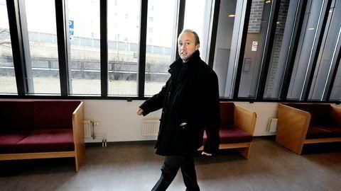 Thomas Jisander ble i forrige uke arrestert av fransk politi.