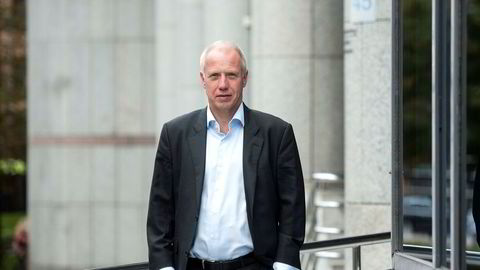Porteføljeforvalter i Alfred Berg Kapitalforvaltning, Kristian Tunaal, ble overrasket over børsfallet mandag denne uken.