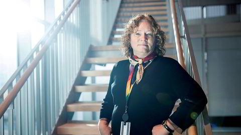 Hanne Leirbukt Pedersen er compliance-sjef til DNB Markets, meglerhuset med de strengeste reglene for egenhandel.
