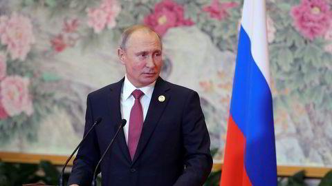 Russlands president Vladimir Putin må tåle enda flere sanksjoner mot russiske selskaper og borgere.