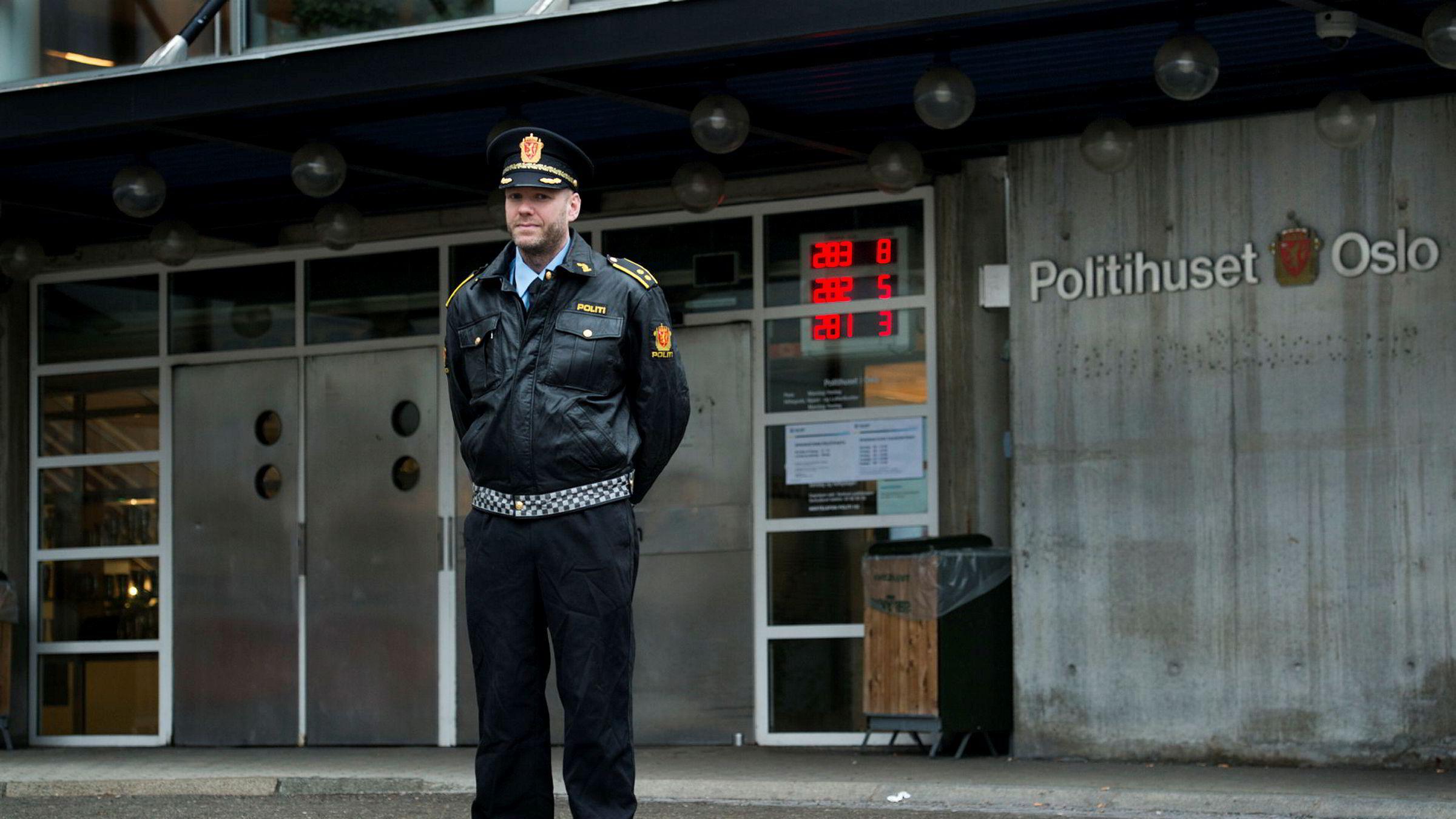 Oslo politiet mottar mange henvendelser fra folk som mener de er blitt lurt for penger: – Jeg vil tippe at vi har i snitt et stort kompleks i uken, sier seksjonsleder Rune Skjold ved Oslo politidistrikt.