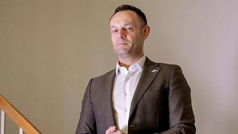 Torgeir Knag Fylkesnes - ny nestleder i SV. Portrett til Magasinet. ---