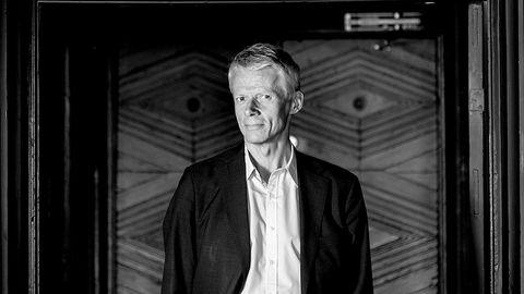 – Jeg mener at jeg som Nav-direktør må ha såpass greie på sakene vi driver med, at jeg ikke driter meg fullstendig ut når vi snakker om en eller annen Nav-ytelse eller ordning, sier den ferske Nav-sjefen, Hans Christian Holte.