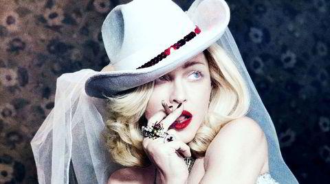 Madonnas «Madame X»: En fargesprakende, tidvis fjollete helhet