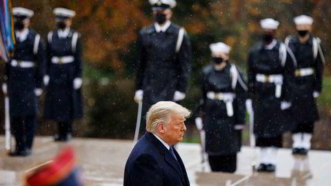 I et møte i Det hvite hus på torsdag spurte president Donald Trump sine rådgivere om det var mulig å angripe Iran de neste ukene, skriver The New York Times.