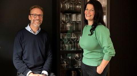 Ny episode. Thomas Giertsen og Merete Bø er ute med en ny episode av podkasten sin.