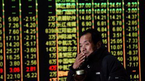 De fleste børsene i Asia blinker grønt onsdag morgen.