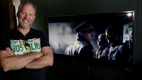 Motion Blur omsetter både priser og 59,2 millioner på reklamefilmene sine. Nå varsler daglig leder Espen Horn at selskapet skal prioritere spillefilm.
