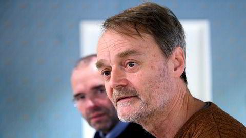 Forsker Knut Røed er også medlem i Aps økonomiske råd. Ragnar Torvik (bak).