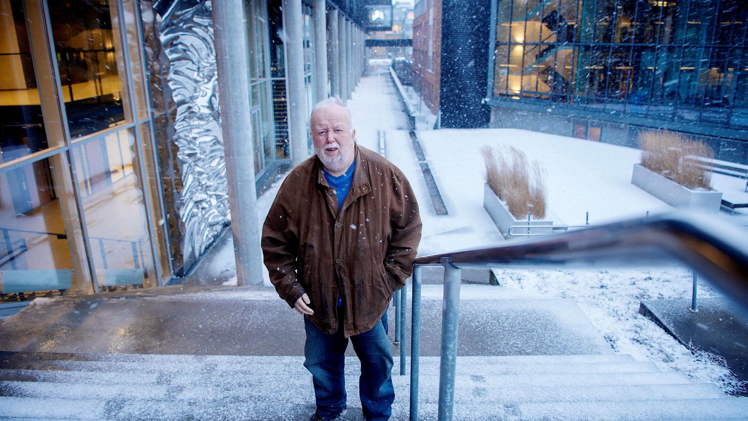 Universitetslektor Gisle Hannemyr ved Institutt for informatikk ved Universitetet i Oslo har hverken tro på kryptovalutaer eller blokkjedeteknologi.