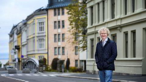 – Å både bo billig og nærme universitetet er mulig hvis og bare hvis, man flytter universitetet ut av byen, sier Jan Ludvig Andreassen som er sjeføkonom i Eika Gruppen.