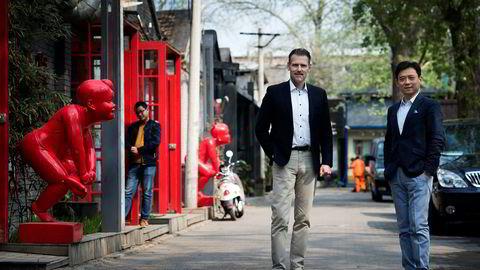 Den Beijing-baserte investoren Chris Rynning og forretningspartner John Liu i oppkjøpsfondet ChinaEquity går sammen om et nytt fond som skal gjøre oppkjøp i Norden. Etter normaliseringen av forholdet mellom Norge og Kina vil Rynning bli i byen.