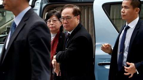 Tidligere øverste politiske leder i Hong Kong er dømt til 20 måneders fengsel.