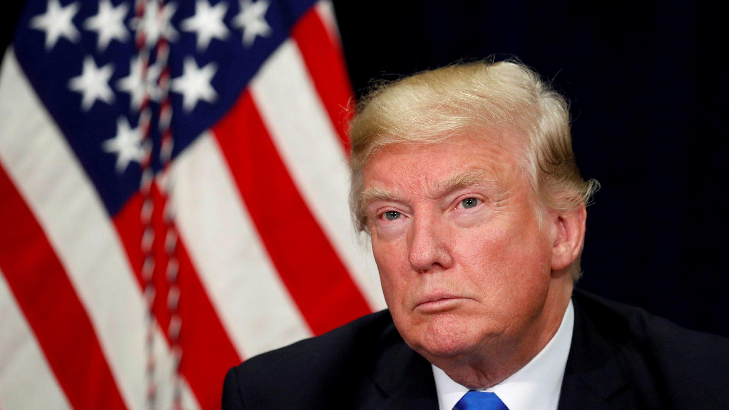 USAs president Donald Trump lover å frigi alle dokumentene knyttet til etterforskningen av drapet på president John F. Kennedy i 1963.
