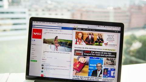 Abonnementsinntektene og brukerbetalingen øker igjen for mange norske mediehus.