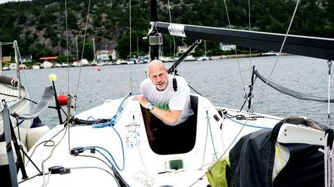 Lasse Kjus har tatt med seg konkurranseinstinktet fra toppidretten inn i både seiling og i investeringene sine.