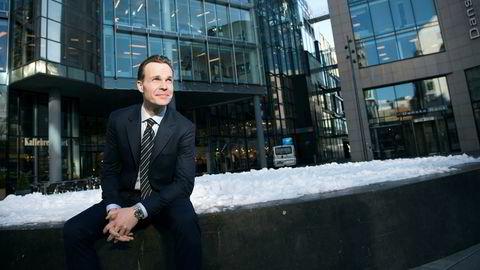 – Vi tror andre banker vil følge etter og at dette vil skape en ny dynamikk for lån og rådgivning i denne gruppen, som har vært litt neglisjert, sier Lars Alstrup, sjef for privatkundene i Danske Bank i Norge.