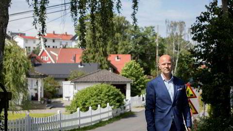KonserndirektørMorten Thorsrud i If mener det er på høy tid med en gjennomgåelse av forsikringsordningene ved bolighandel. – Dagens marked fungerer ikke godt ut ifra et risikoperspektiv, hverken for kjøper eller selger, sier Thorsrud.