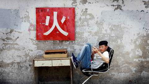 Gjelden i gråmarkedet i Kina fortsetter å vokse i urovekkende tempo til tross for dempende tiltak fra myndighetene