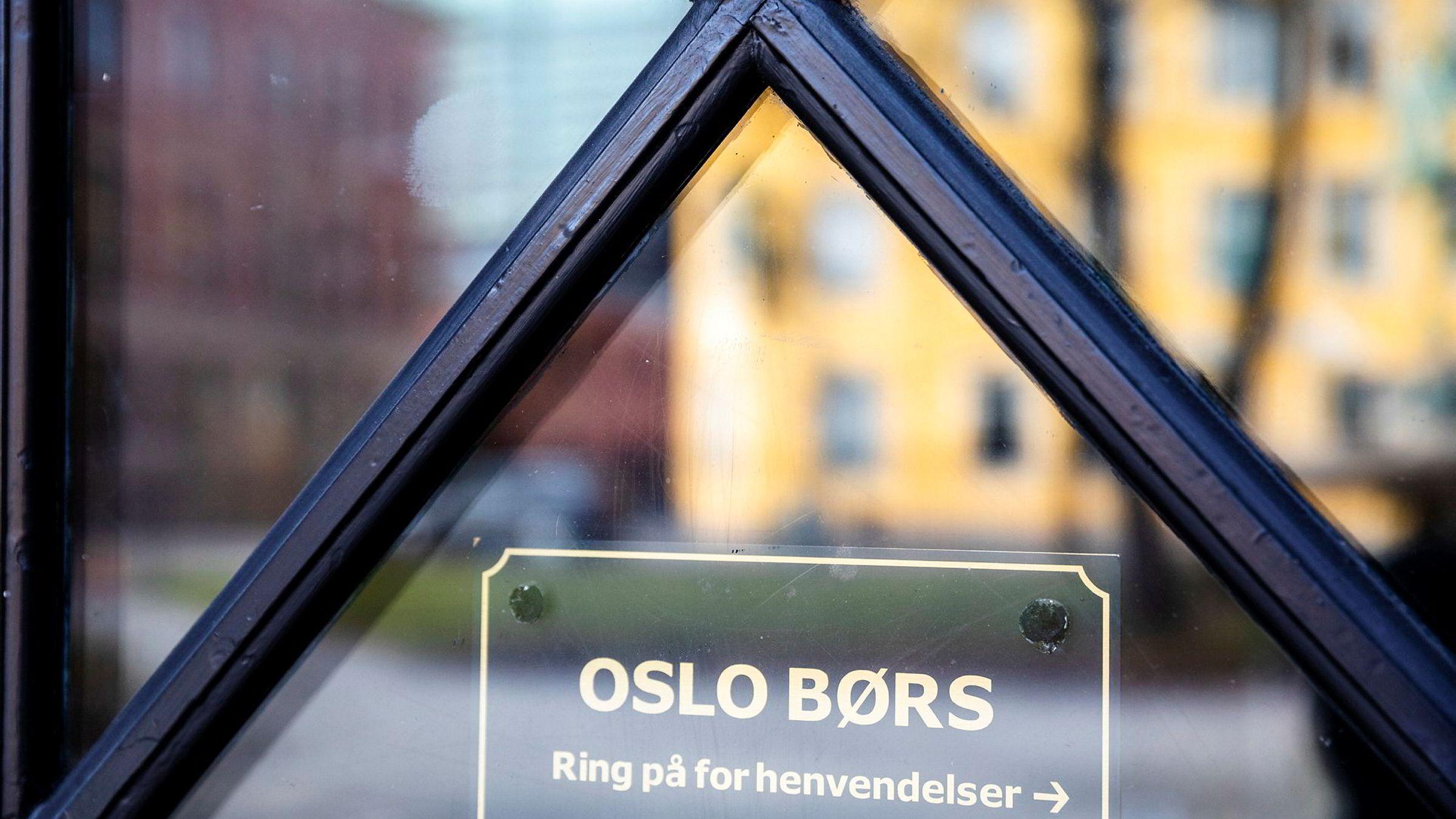 Aksjefond som investerer på Oslo Børs har tapt 25 prosent av verdien i løpet av tre måneder.