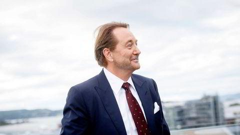 Kjell Inge Røkke kjøpte seg inn i Rec Silicon i desember i fjor.