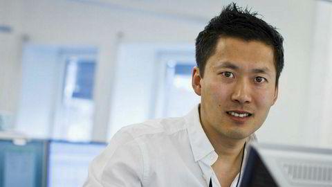 Chul Christian Aamodt er selv gründer og investor.