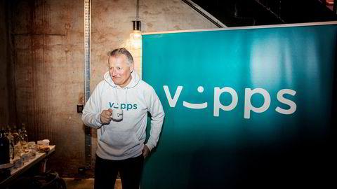 Konsernsjef Rune Bjerke i DNB skal være med å slå sammen Vipps, Bankaxept og BankID for å stå sterkere i kampen mot de globale teknologigigantene.