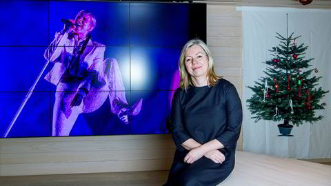 Trine Eilertsen var klar når muligheten for å bli sjefredaktør i Aftenposten kom. – Tanken har vært sådd i mitt hodet en god stund, så når dette skjedde meldte jeg meg med en gang
