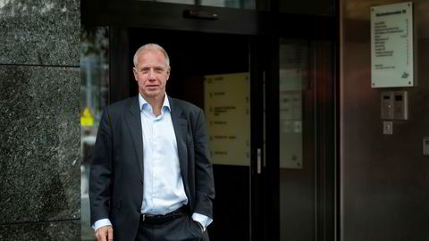 Porteføljeforvalter Kristian Tunaal i Alfred Berg Kapitalforvaltning.