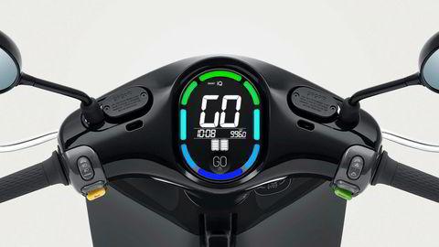 Taiwanske Gogoro satser på batteribytte i stedet for lading til sine elektriske scootere.