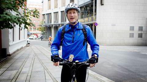 Nylig avtroppet styreleder i Hafslund, Birger Magnus, kom ikke i dialog med hovedaksjonærene Oslo kommune og Fortum i forbindelse med budet på Hafslund. Bildet er tatt ved en tidligere anledning.