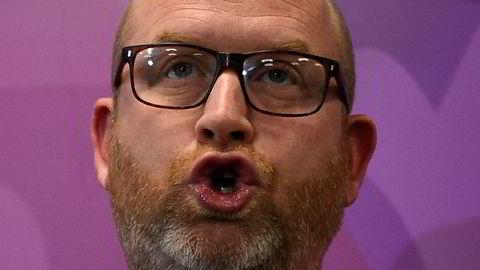 Paul Nuttall går av som leder av uavhengighetspartiet UKIP.