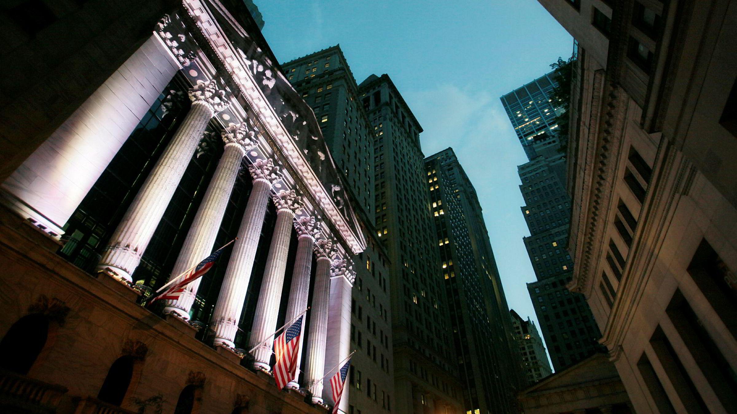 Goldman Sachs mener aksjemarkedet nå er veldig sårbart for skuffelser.