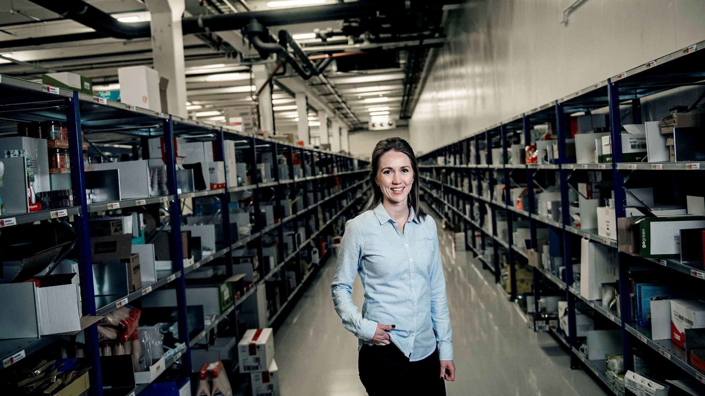 Stine Røsand er ny administrerende direktør i Marked.no.