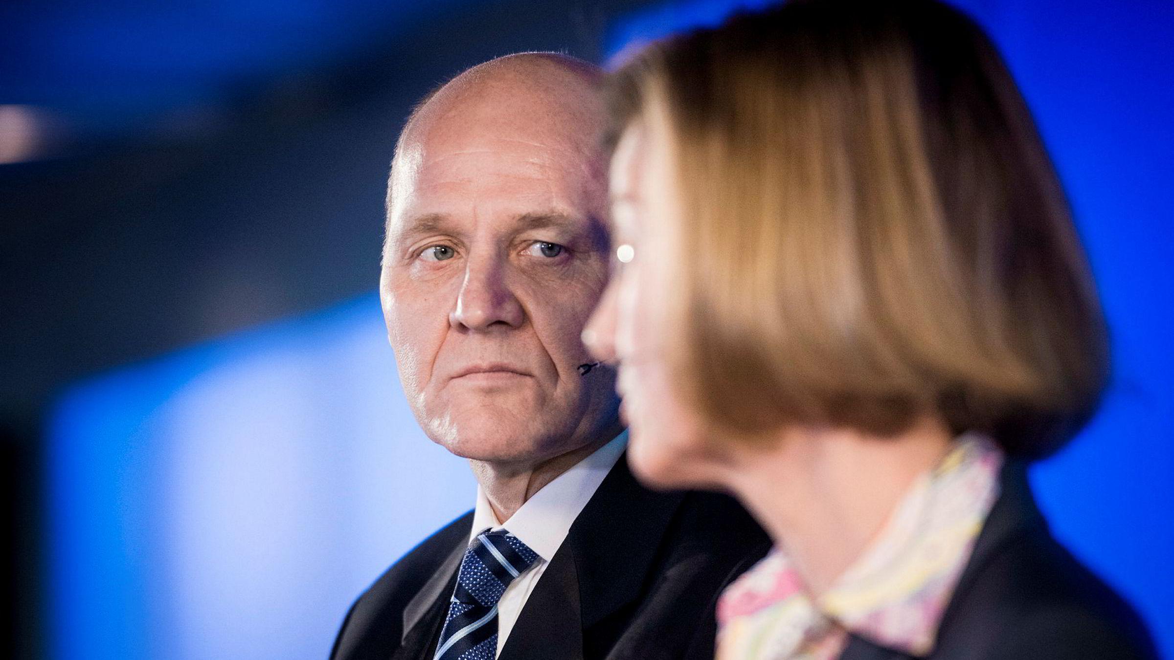 Telenor-sjef Sigve Brekke og styreleder Gunn Wærsted ble i desember enige om strategien for Telenor. Torsdag legges strategien frem for investorer og analytikere.