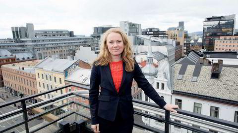 Arbeidsminister Anniken Hauglie merker junistria skikkelig, i likhet med mange andre politikere.